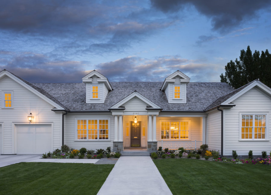Utah home - architectural design by Think Architecture