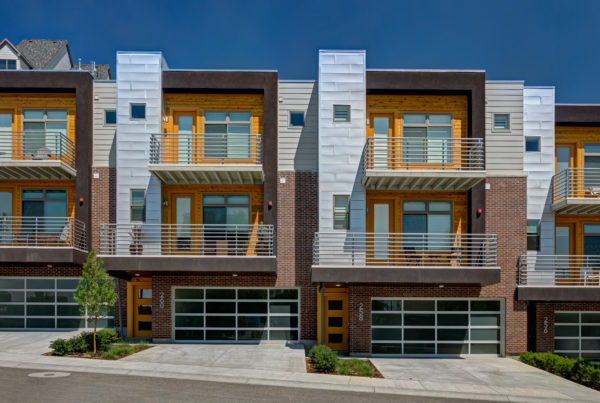 Salt Lake City townhomes